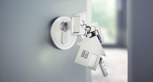 Schlüssel für Betriebsgebäude mit Schlüsselmanagement System