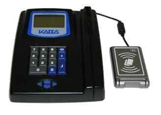 Kaba Confidant Front Desk Unit - programmiert Zutrittsmedien für Gäste
