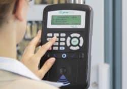 Bedienelement proxx Safe - Deister Electronics  - Haus der Schlösser