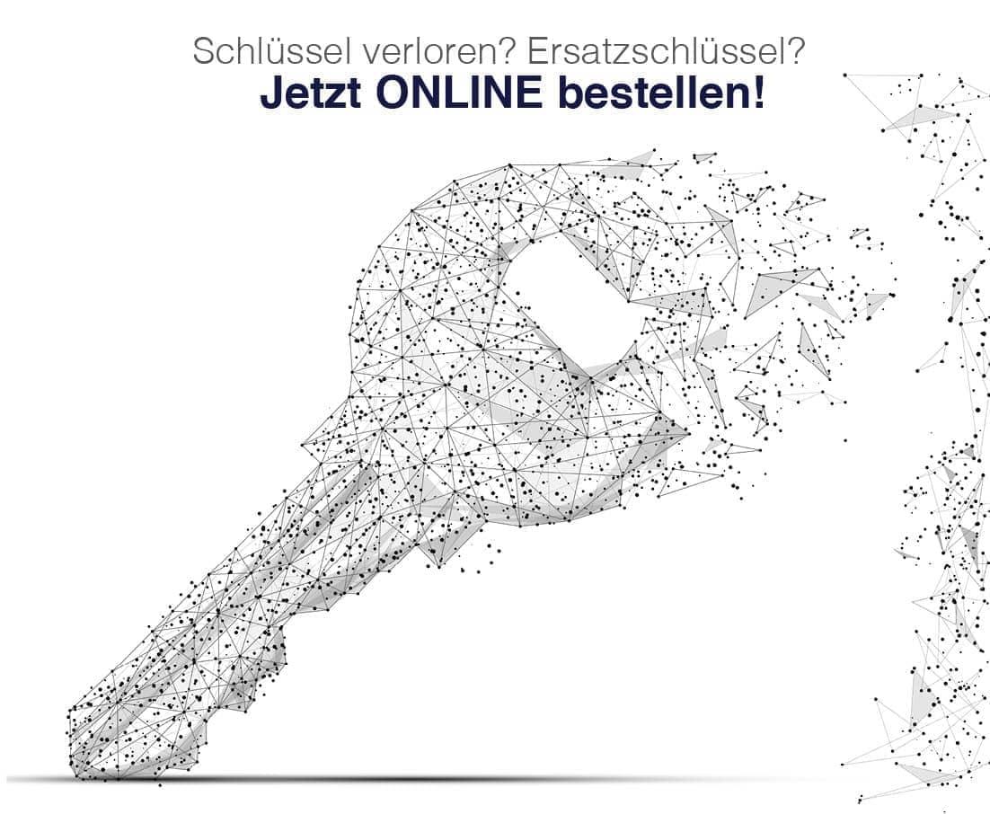 Schlüssel online bestellen